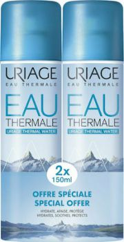 Uriage Eau Thermale D' Uriage Water 2x150ml