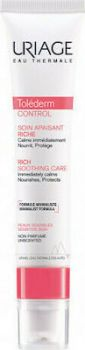 Uriage Tolederm Control Rich Soothing Care 40ml