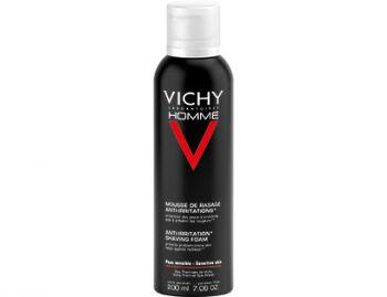 Vichy Αφρός Ξυρίσματος Homme Mousse A Rager Anti Irritation 200ml