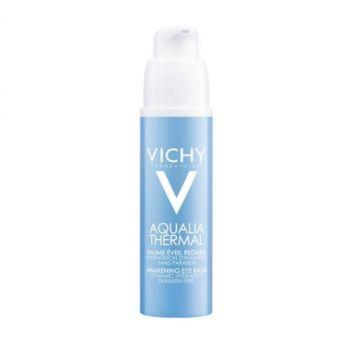 Vichy Aqualia Thermal Dynamic Hydration Eye Balm Αναζωογονητική Κρέμα Ματιών 15 ml