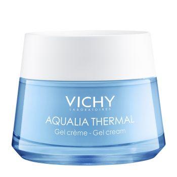 Vichy Aqualia Thermal Rehydrating Cream Gel Ενυδατική Προσώπου για Μεικτές Επιδερμίδες 50ml