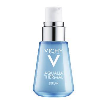 Vichy Aqualia Thermal Rehydrating Serum Ορός Ενυδατικής Αναπλήρωσης Για Όλους Τους Τύπους Επιδερμίδας 30ml
