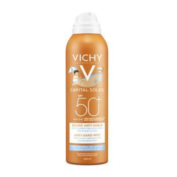 Vichy Capital Soleil Παιδικό Αντηλιακό Σπρέι για Πρόσωπο/Σώμα & Κατά της Άμμου 200ml