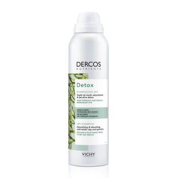 Vichy Dercos Nutrients Detox Dry Shampoo Ξηρό Σαμπουάν 150ml