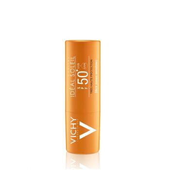 Vichy Ideal Soleil Stick Zones Sensibles - Στικ για Ευαίσθητες Ζώνες SPF50, 9g
