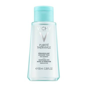 Vichy Purete Thermale Eye Make-up remover Ντεμακιγιάζ Ματιών 100ml