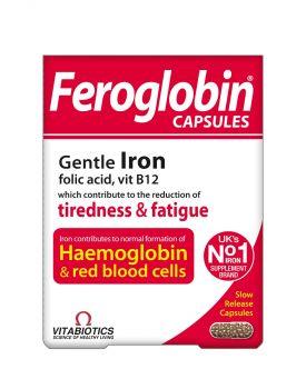 Vitabiotics Feroglobin 30caps