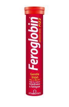 Vitabiotics Feroglobin Fizz 20 eff tabs