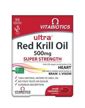 Vitabiotics Ultra Krill Oil 30caps
