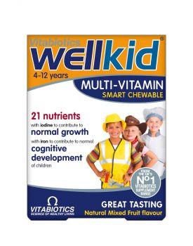 Vitabiotics Wellkid 30tabs