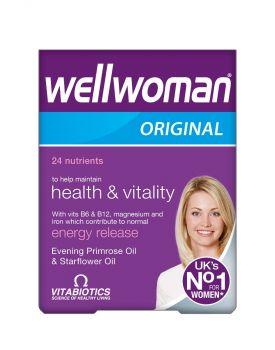 Vitabiotics Wellwoman 30tbs