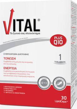 Vital Plus Q10 30 Caps