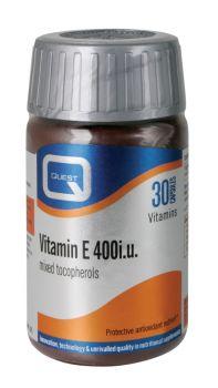 Quest Vitamin E 400IU 30caps